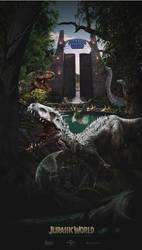 Jurassic World by tomzj1