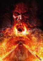 Wrath - 7 Deadly Sins by tomzj1