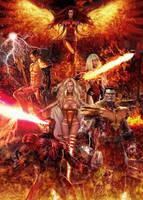 The Phoenix Five by tomzj1