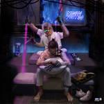 Digital illustration Cyberpunk 2077