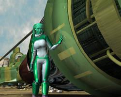 Shakir Secur: Podracer by chimera46