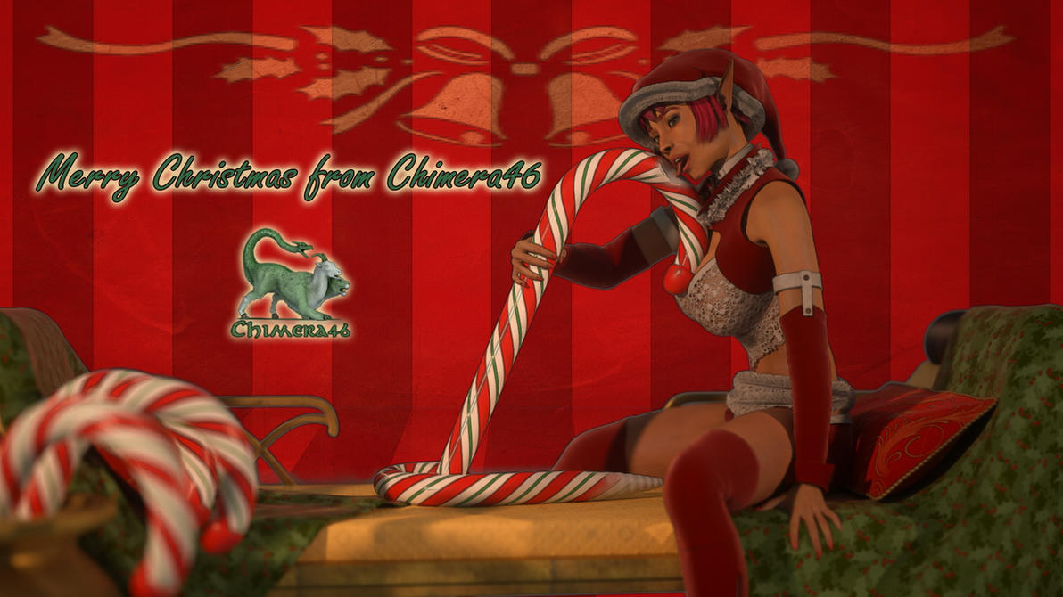 Merry Christmas - 2014 by chimera46