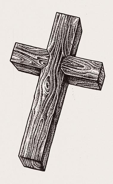 Wooden Cross by inkcorf on DeviantArt