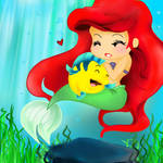 Little Mermaid- Ariel
