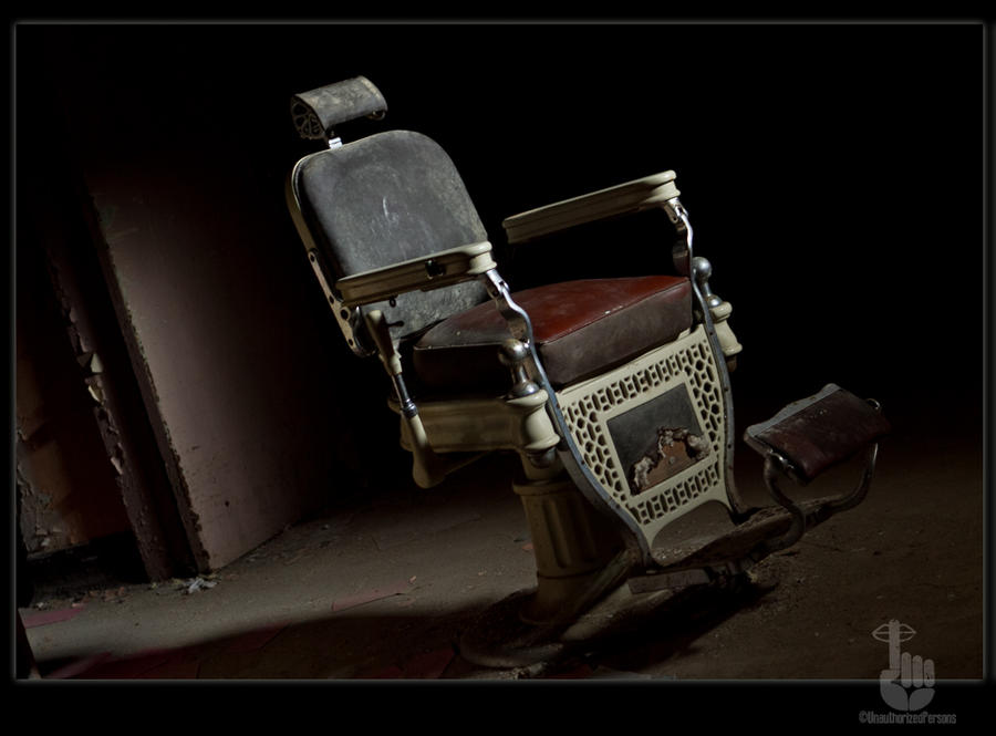 Fancy Dentist Chair by pewter2k