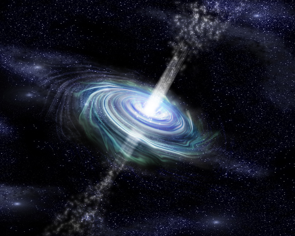 Can Black Holes Be Used To Travel Through Space Time