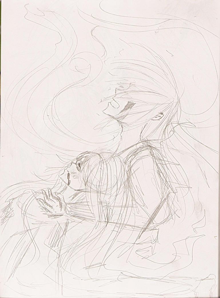 Serefina's death by Pie-inator