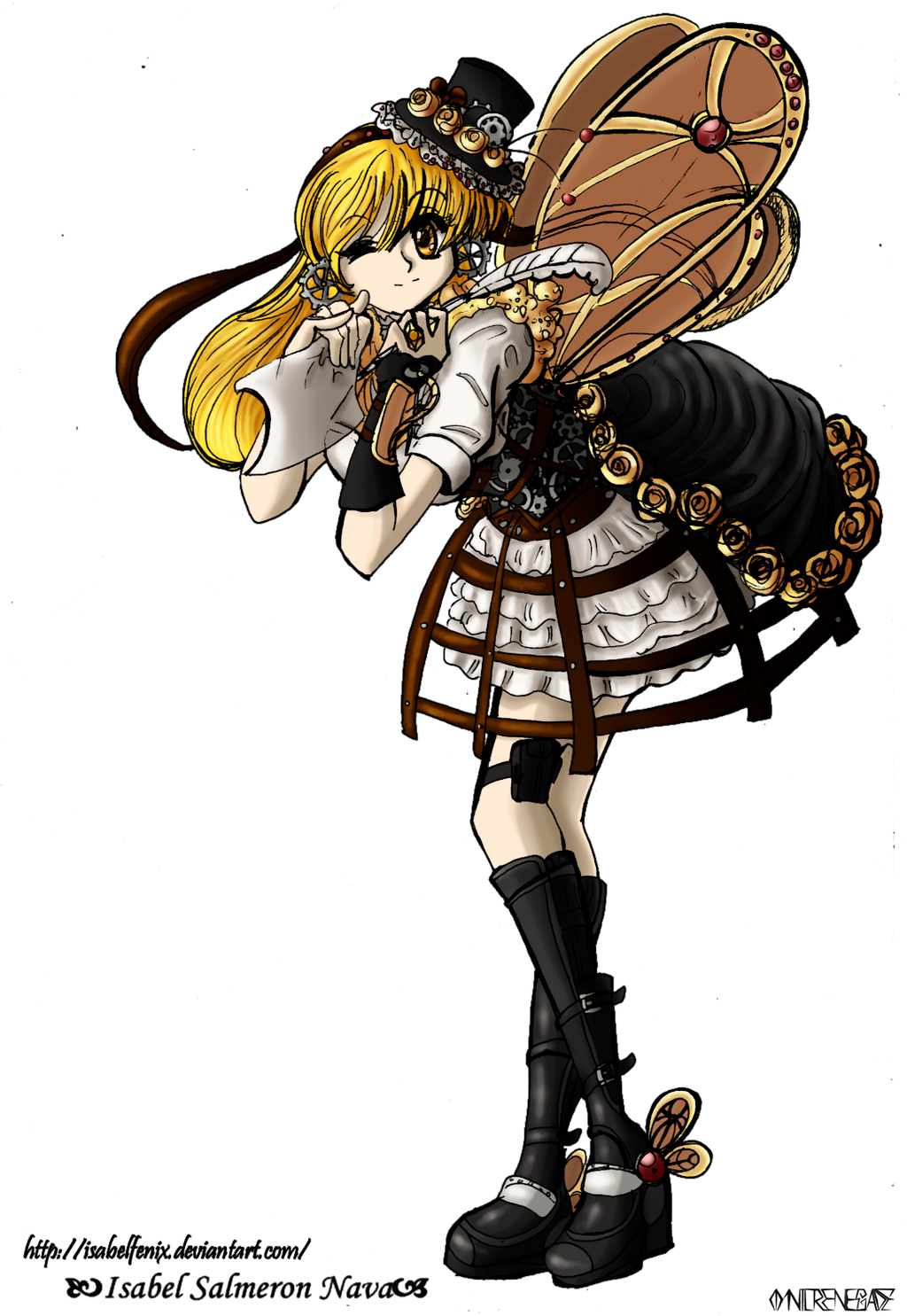 steam punk anime steampunk - photo #21