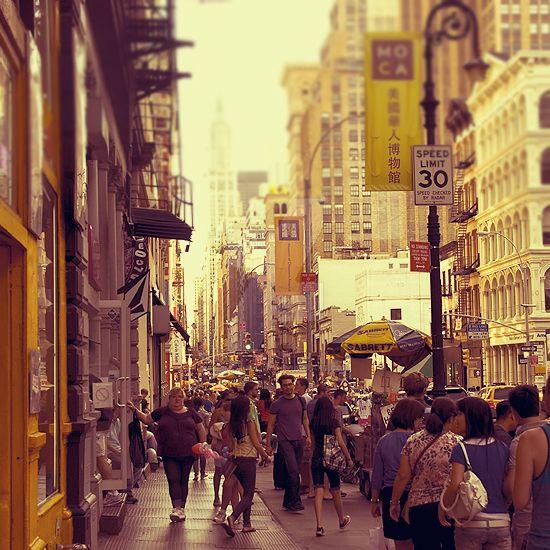 New York by lipstickmisfit