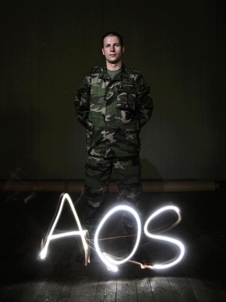 AOS by luckylooke