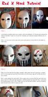 Red X Mask Tutorial