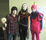 Adventure Time x Teen Titans