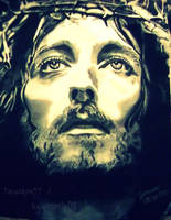 ..::Jesus Christ::.. by tazusajoe37
