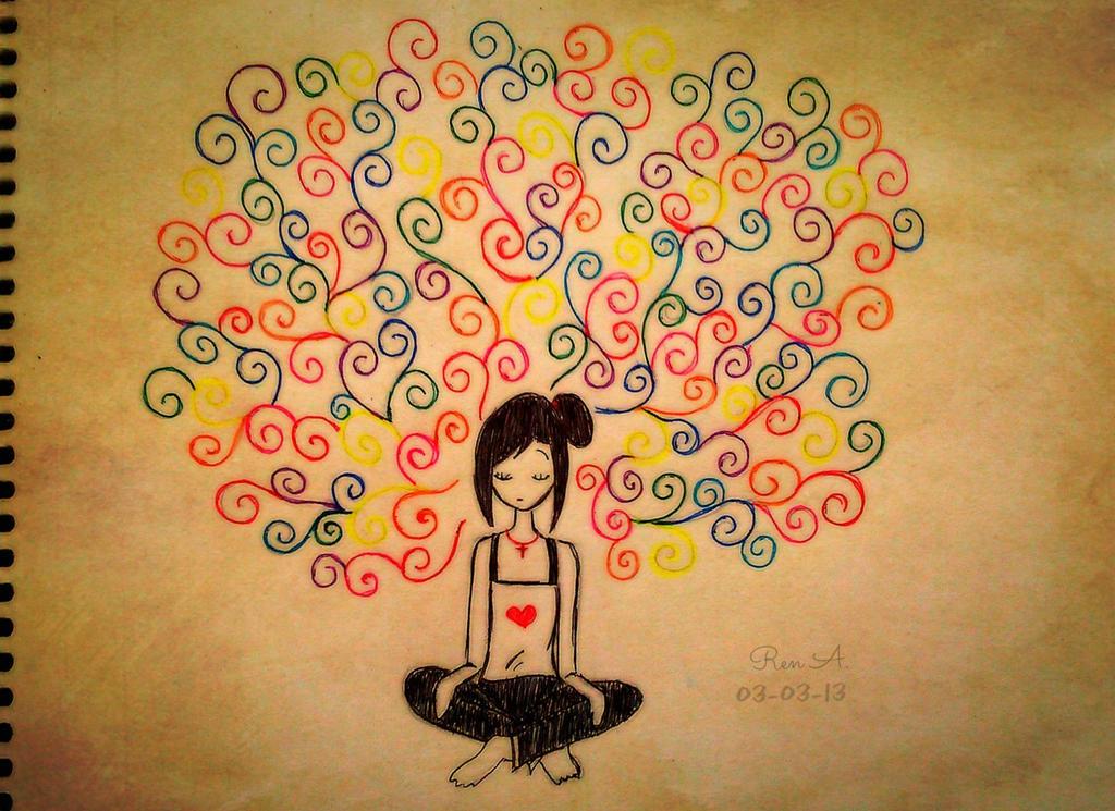 Inner Peace by tazusajoe37