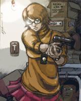 Jinkies It's Detective Dinkley by KAIRU-2RI