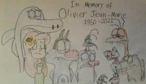 In Memory of Olivier Jean-Marie