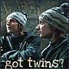 Twins by LuminousLuck