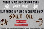Spilt Milk Spilt Oil