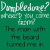 Bearded Man by LuminousLuck