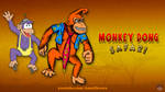 Monkey Dong Safari by AnutDraws