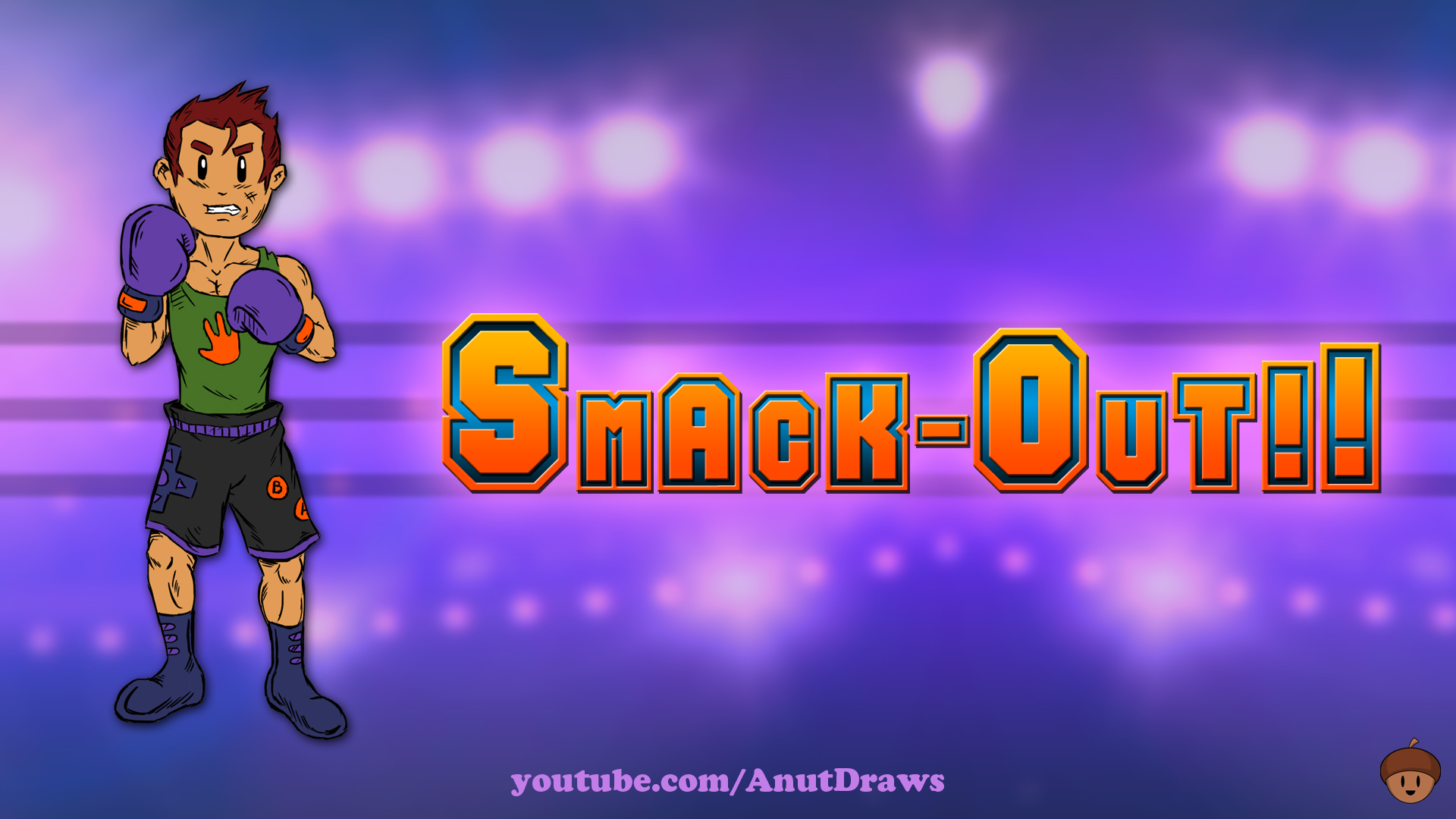 Smack-Out!! by AnutDraws