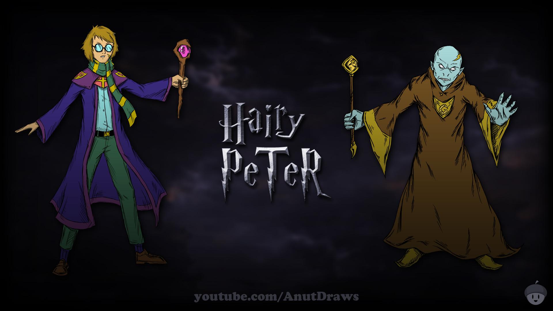 Hairy Peter