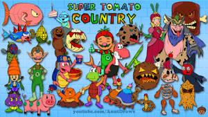 Super Tomato Country