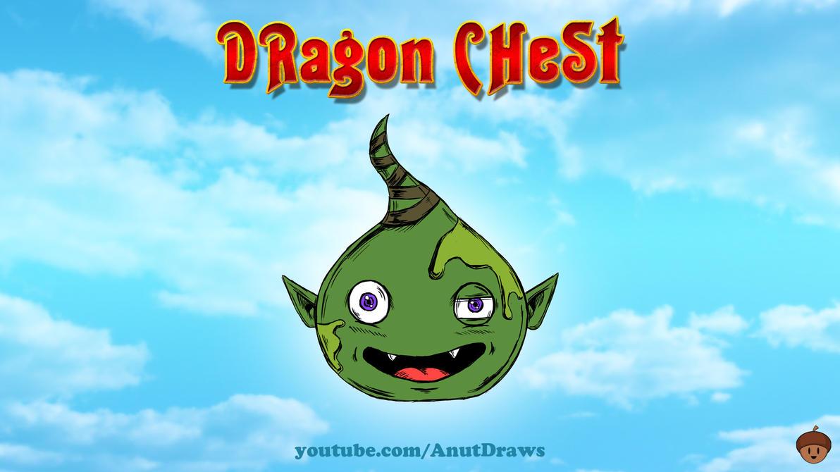 Dragon Chest by AnutDraws