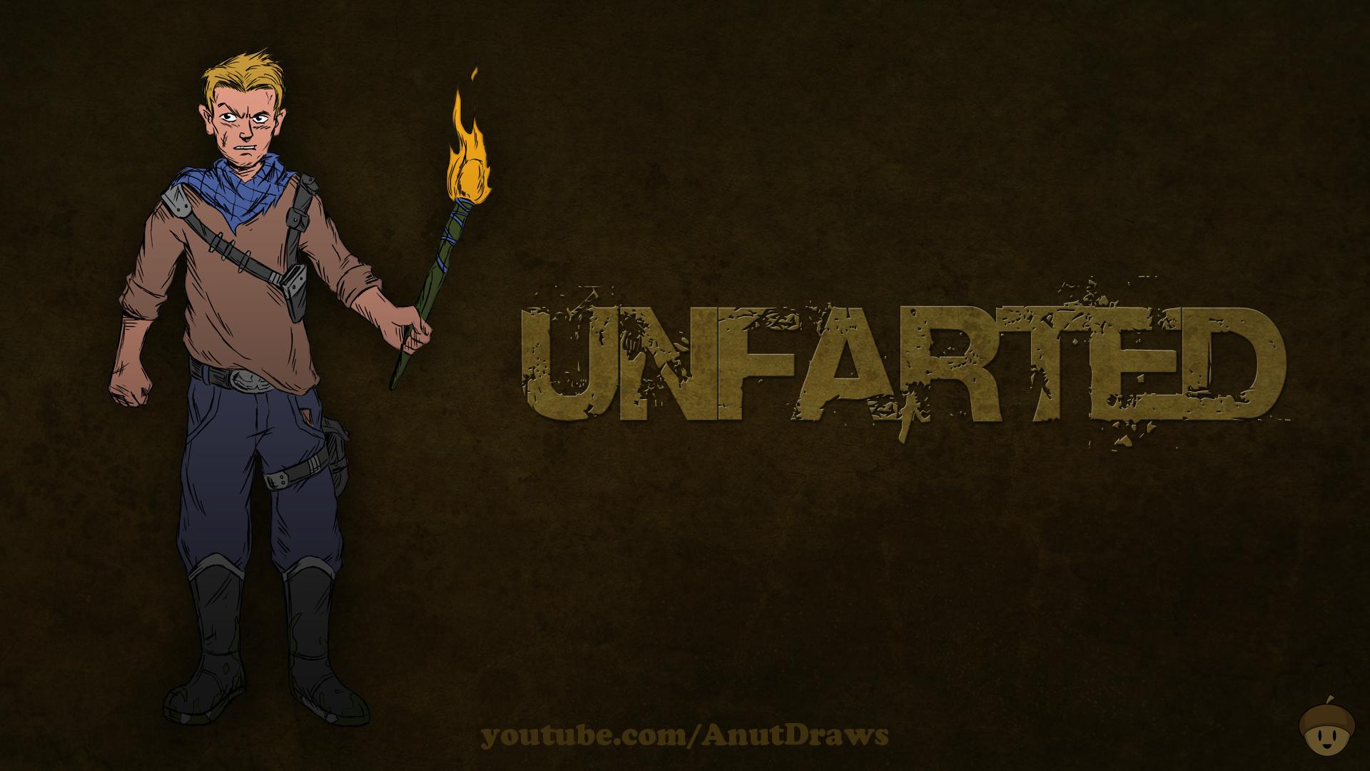 Unfarted by AnutDraws