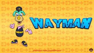 Wayman by AnutDraws
