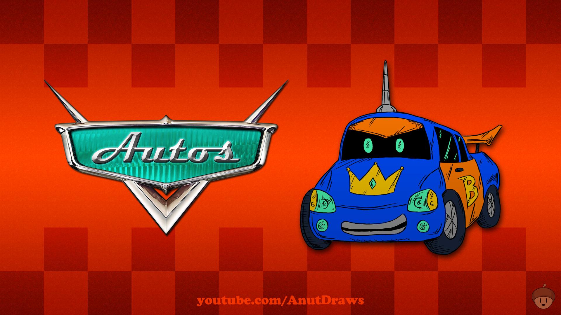 Autos by AnutDraws