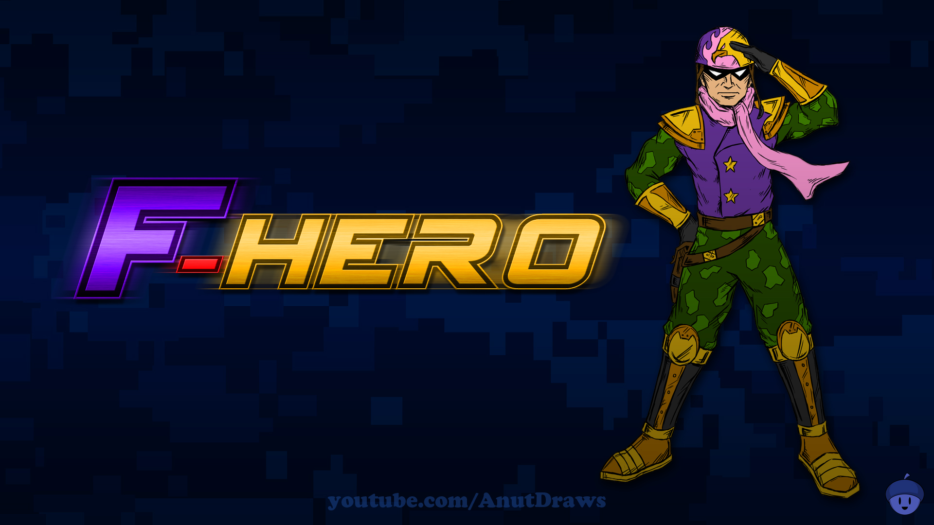 F-Hero by AnutDraws