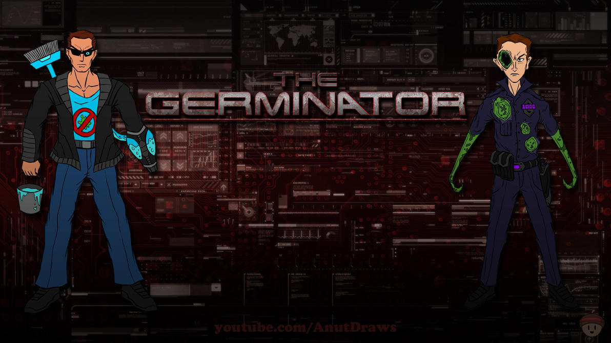 The Germinator by AnutDraws
