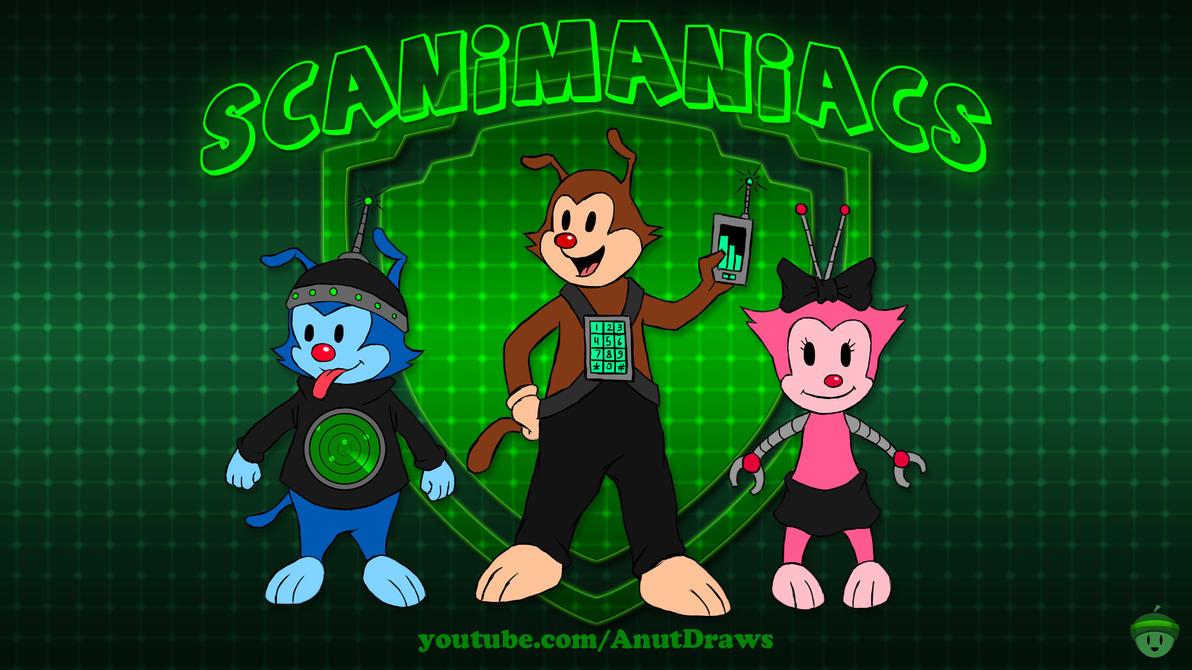 Scanimaniacs by AnutDraws