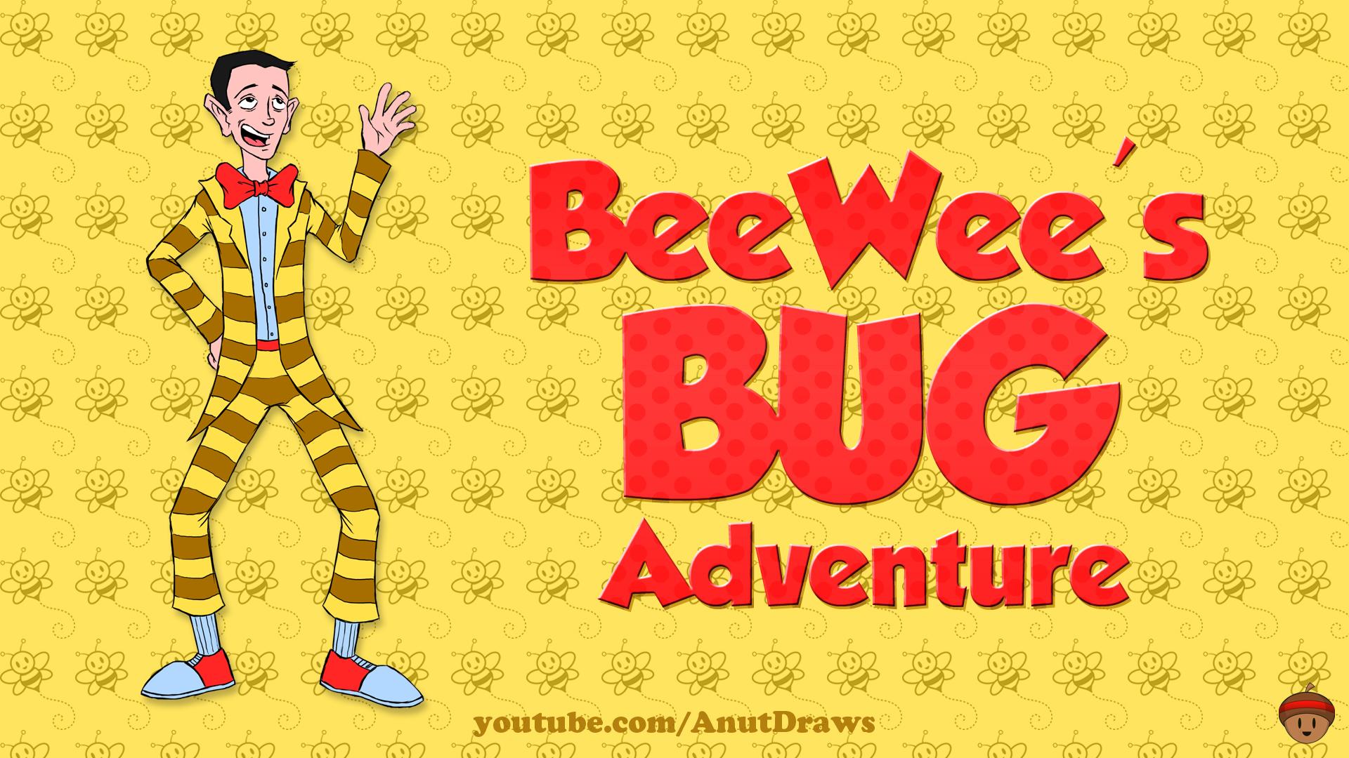 BeeWee's Bug Adventure by AnutDraws