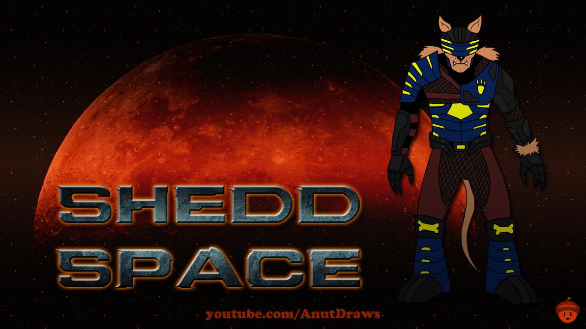 Shedd Space by AnutDraws