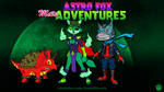 Astro Fox: Miss Adventures by AnutDraws
