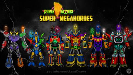 Power Razors Super MegaHordes