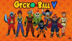 Gecko-Ball V