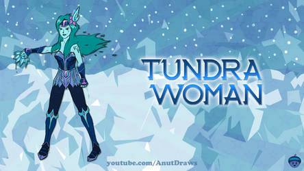 Tundra Woman by AnutDraws