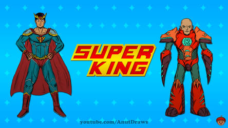 Super King by AnutDraws