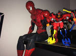 Power Rangers Toy Collection 028: Spider-Man
