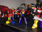 Power Rangers Toy Collection 030: RPM Megazord