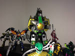 Power Rangers Toy Collection 033: Dragonzord