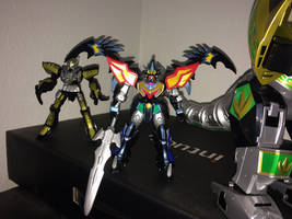 Power Rangers Toy Collection 034: Titan Megazord by AnutDraws