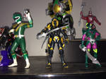 Power Rangers Toy Collection 036: Dai Shi