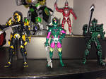 Power Rangers Toy Collection 037: Camille
