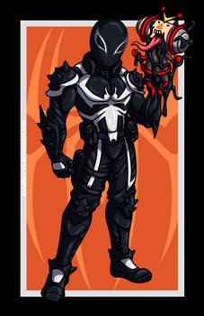 Agent Venom vs. Kuro