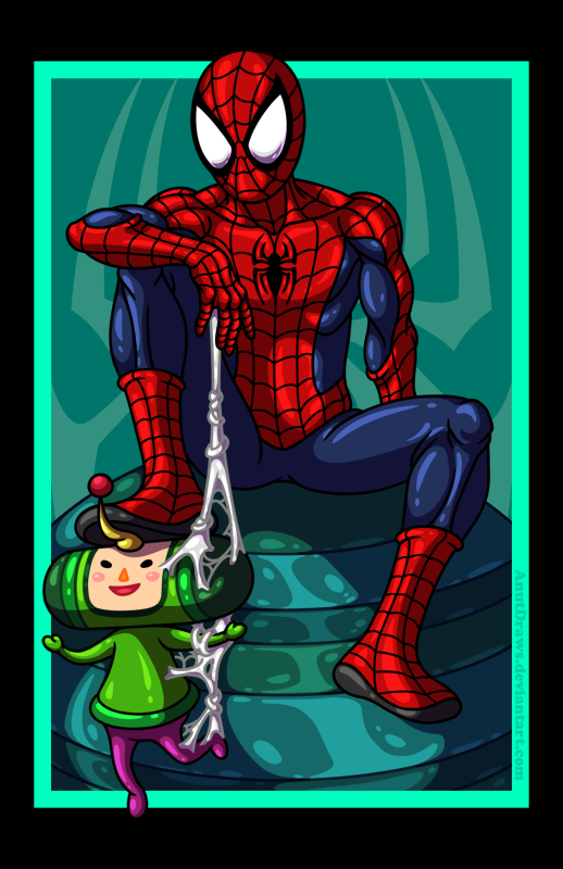 Spider-Man vs. The Prince