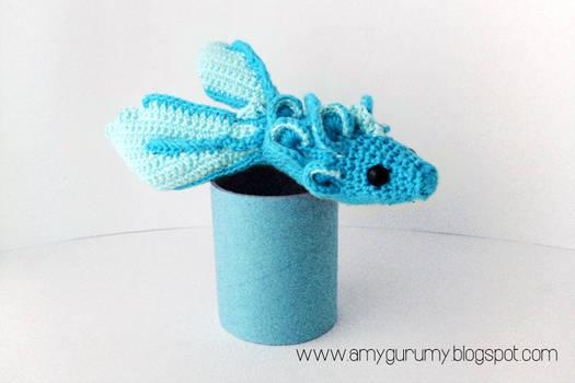 Blue Fish for April !